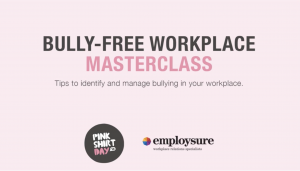 bully free workplace