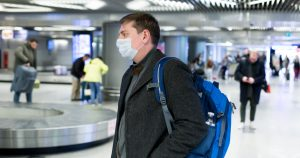 man with coronavirus is facing travel restrictions in new zealand