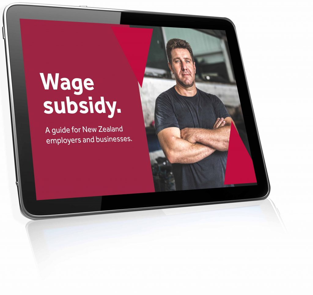 wage subsidy guide